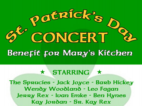 St. Patrick's Day Event tickets - Swirsky's