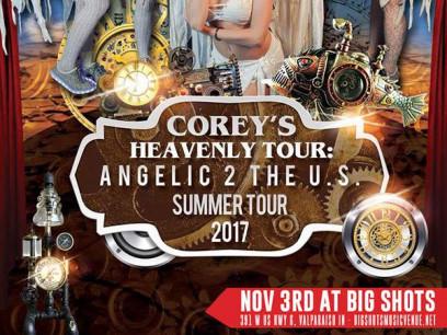 OUTDrejas w/ Corey Feldman & The Angels Event tickets - OUTDrejas