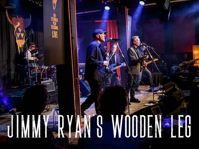 Jimmy Ryan's Wooden Leg