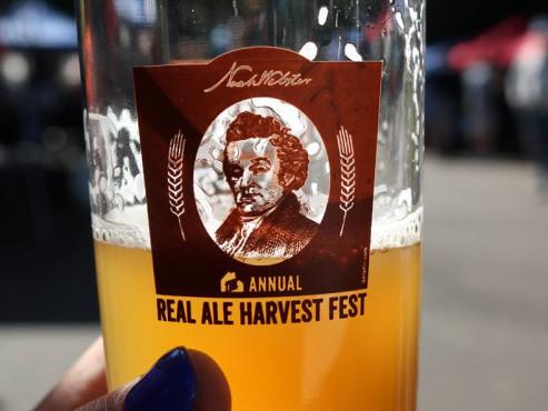Noah Webster Real Ale Harvest Fest 2021