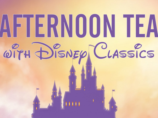 Afternoon Tea with Disney Classics