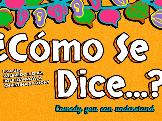 ¿Cómo Se Dice...? Event tickets - Good Good Comedy Theatre