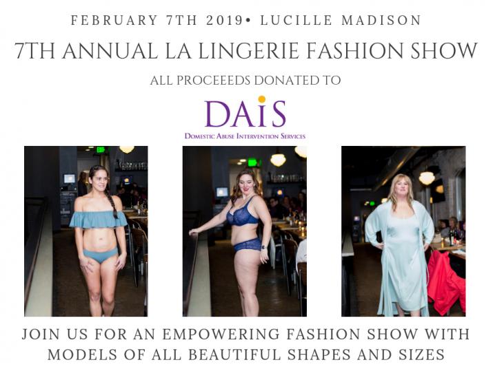 7th Annual La Lingerie Fashion Show Event tickets - La Lingerie