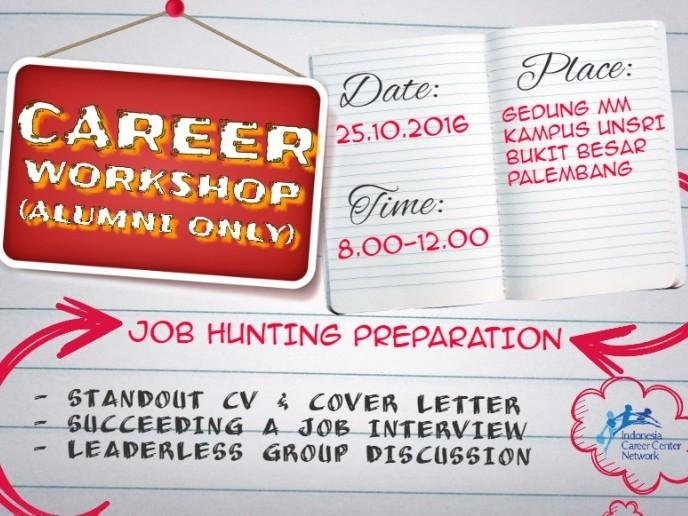 Career Workshop Event tickets - ICCN