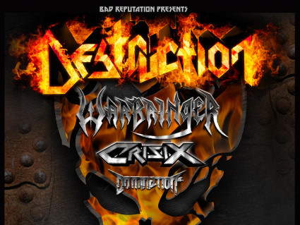 Bad Reputation presents: Destruction tickets - Dolans pub