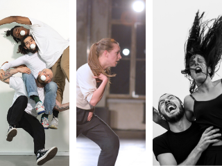 What Next - Friday Triple Bill Event tickets - Dance Limerick