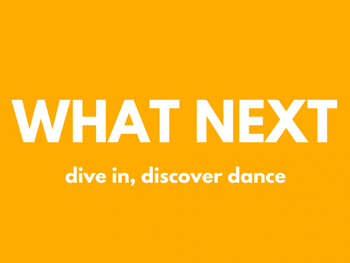 What Next '20 - Early Bird Festival Pass Event tickets - Dance Limerick