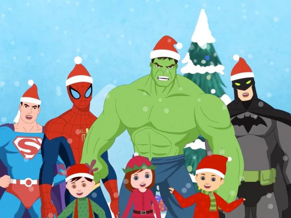 Little Hiccups Superhero Christmas Party tickets - Little Hiccups