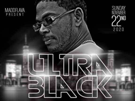Ultra Black Event tickets - DJ Madd Flava