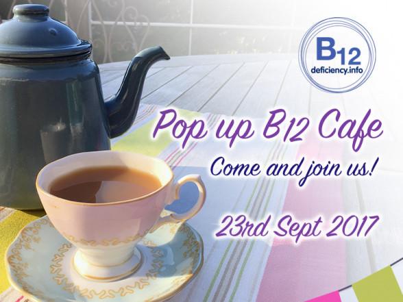 B12 - Pop Up Café Event tickets - B12 Global Limited