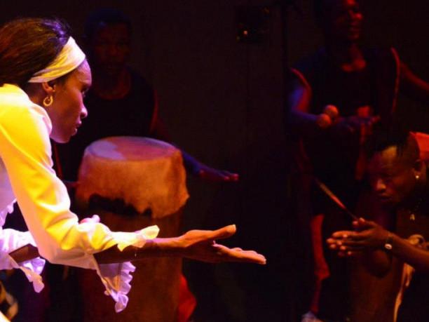 Bantú Style Afro-Cuban Dance workshop