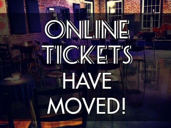 Ticketing Platform Has Moved! tickets - Harmony Presents