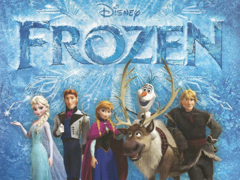 Side 2: Frozen & The Santa Clause