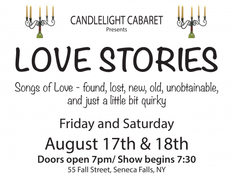 Love Stories Event tickets - Seneca Community Players