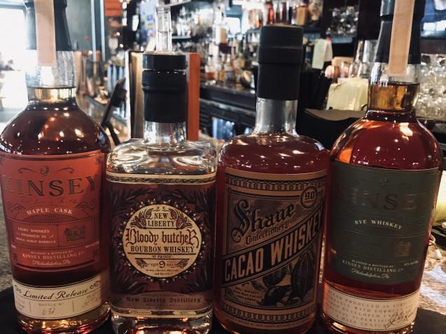 New Liberty Distillery Whiskey Tasting Event tickets - WhiskeyTasting@BarrelHouse