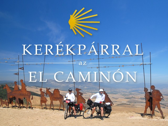 Kerekparral az El Caminon Event tickets - Vitéz Kürtős Team