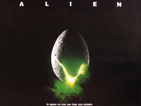 Movie Time Alien