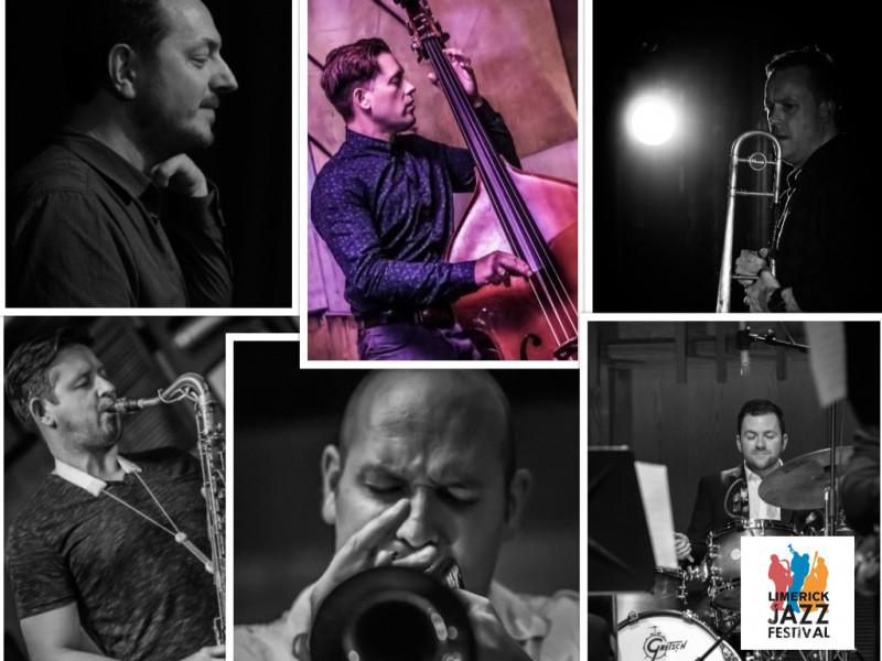 Paul Dunlea Group Limerick Jazz Festival tickets - Dolans pub