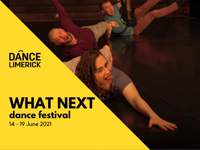 NO FOLLOWING by Rachel Sheil Event tickets - Dance Limerick
