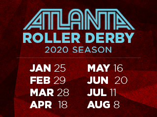 2020 ATL Roller Derby March DoubleHeader