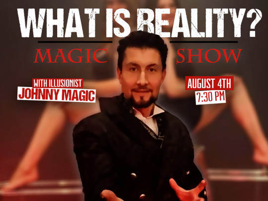 WHAT IS REALITY?? Event tickets - Stem Events