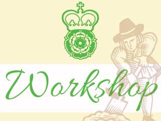 Winter Transition Workshop Event tickets - Elizabethan Gardens