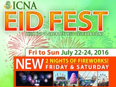 ICNA Eid Fest 2016 Event tickets - ICNA Chicago