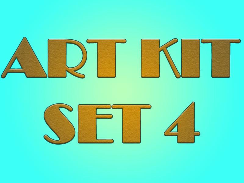 To-Go Acrylic Paint Kit Set #4