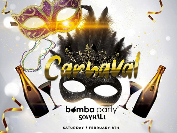 Bomba Party Carnaval - Feb 8