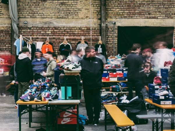 Laces Out! Trainer Festival AW16 Event tickets - Laces Out