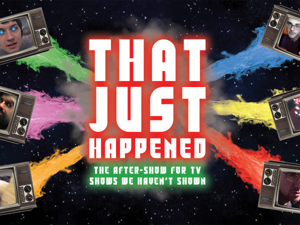 That Just Happened Event tickets - Good Good Comedy Theatre