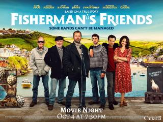 Movie Night: Fisherman's Friends