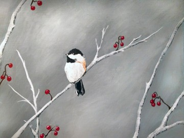 Ungrapeful Winery - A Quaint Winter Event tickets - Paint 'n Sip