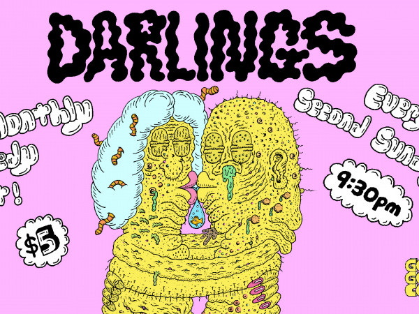 Darlings tickets - Good Good Comedy Theatre