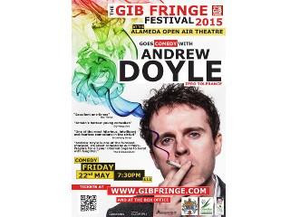 Andrew Doyle - Zero Tolerance Event tickets - The GIB Fringe