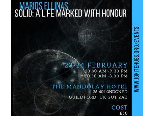 Solid - A Life Marked With Honour Event tickets - Ignite Hubs