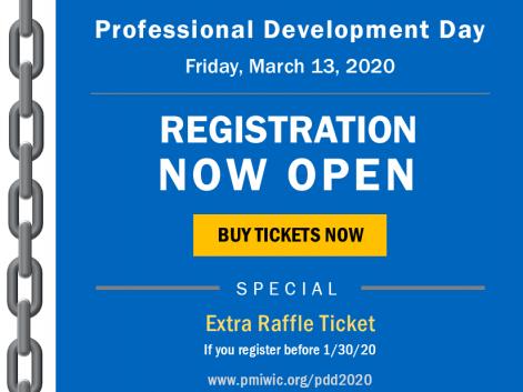 PMIWIC 2020 Professional Development Day