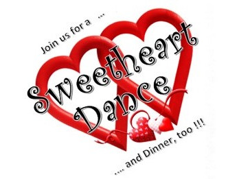 Sweetheart Dance 2018 Event tickets - Holy Cross Knights of Columbus