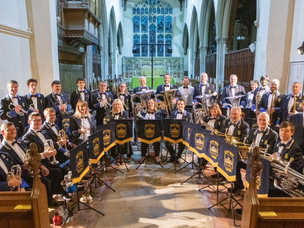 Hitchin Band Festival Concert 2020