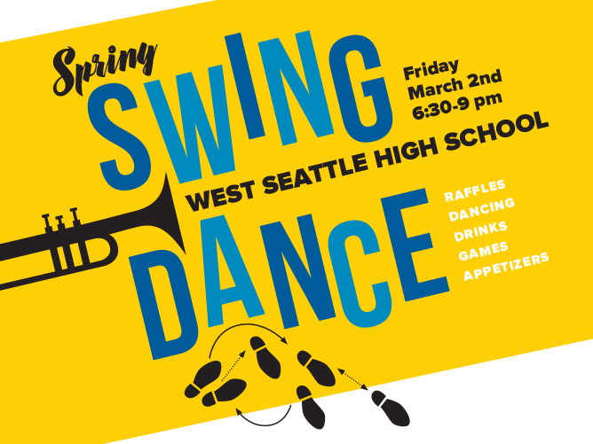 WSHS Spring Swing Dance 2018 Event tickets - WSHS Music