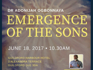 EMERGENCE OF THE SONS Event tickets - Ignite Hubs