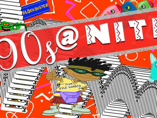 '90s @ Nite Event tickets - Good Good Comedy Theatre