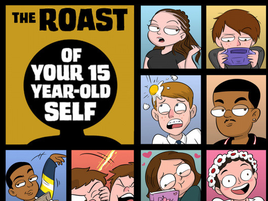 Roast of Your 15 Year-Old Self tickets - Good Good Comedy Theatre