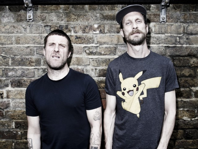 Sleaford Mods Event tickets - Dolans pub