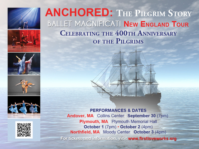 Anchored: The Pilgrim Story