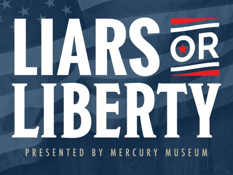 Liars or Liberty: General Admission Event tickets - MRA