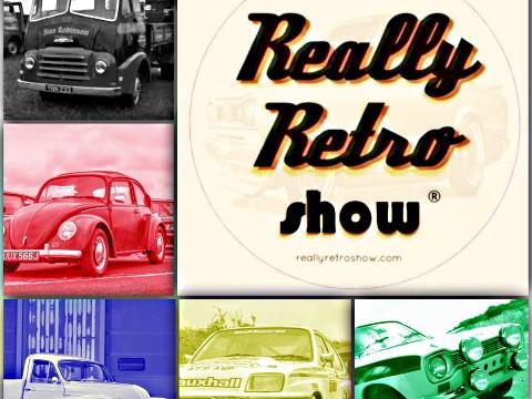 Really Retro 2018 Event tickets - Midlands Car Shows