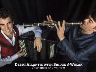 Debut Atlantic with Bridge & Wolak