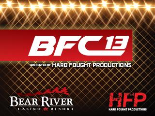 Bear River Fighting  Championship 13