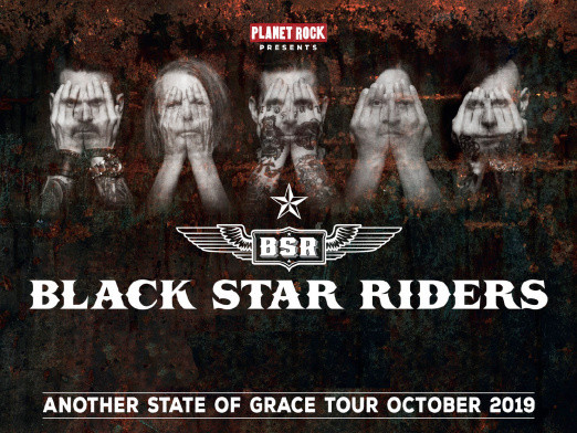 Black Star Riders tickets - Dolans pub